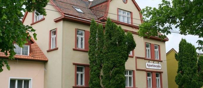 apartments sedlak Blansko