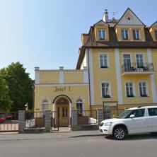 Josef I. - Františkovy Lázně