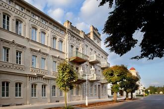 Spa & Kur Hotel Praha Františkovy Lázně