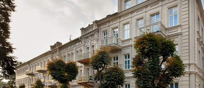 Spa & Kur Hotel Praha-Františkovy Lázně-pobyt-Seniorský pobyt