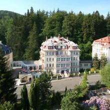 Lázeňská léčebna Mánes Karlovy Vary