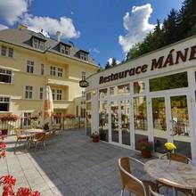 Lázeňská léčebna Mánes Karlovy Vary 1120617330