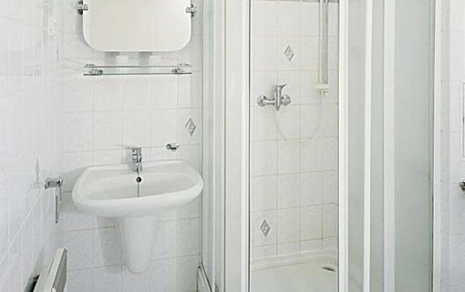 Lázeňský & wellness hotel Niva Pokoj Standard *** - koupelna