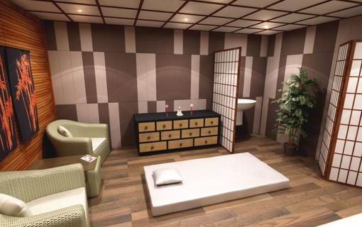 Lázeňský & wellness hotel Niva Wellness centrum - thajská masáž