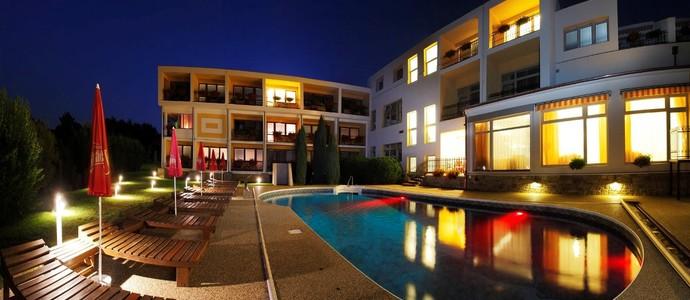 Lázeňský & wellness hotel Niva-Pozlovice-pobyt-Lázeňská dovolená