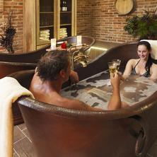 Lázeňský & wellness hotel Niva-Pozlovice-pobyt-Vinný relax - víkend