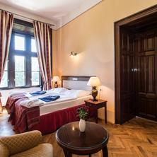Lázně Hotel Vráž - ZÁMEK-Vráž-pobyt-Všední dny vlázních pro muže i ženy