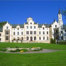 Lázně Hotel Vráž - ZÁMEK