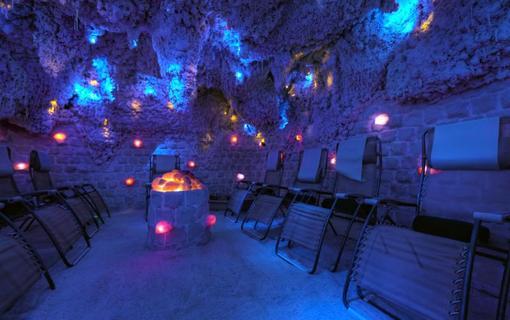 Vila Jiřinka solná jeskyně