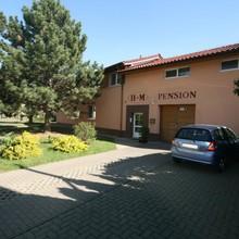 H+M Pension Brno