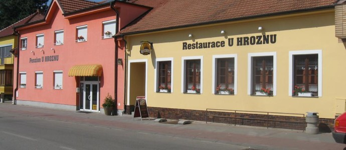 Penzion a restaurace U Hroznu Velké Bílovice