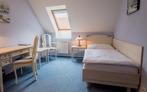 Hotel Octárna Jednolůžkový pokoj standard