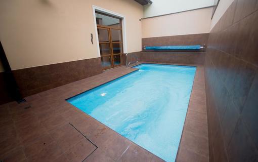 Hotel Octárna Venkovní vyhřívaný bazén