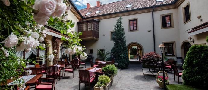Hotel Octárna-Kroměříž-pobyt-Relaxační pobyt
