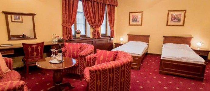 Hotel Octárna-Kroměříž-pobyt-Kroměříž na dlani o víkendu