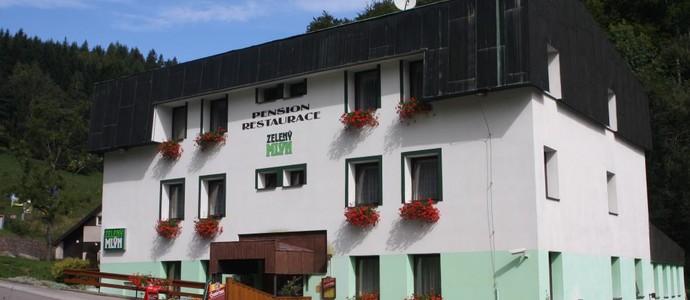 Pension & restaurace Zelený Mlýn Žacléř 1123037086