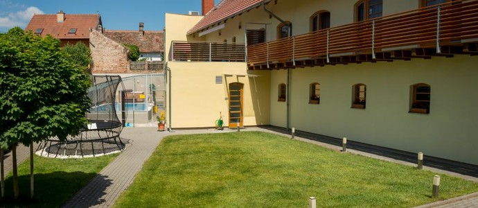 Relax Hotel Štork Bulhary