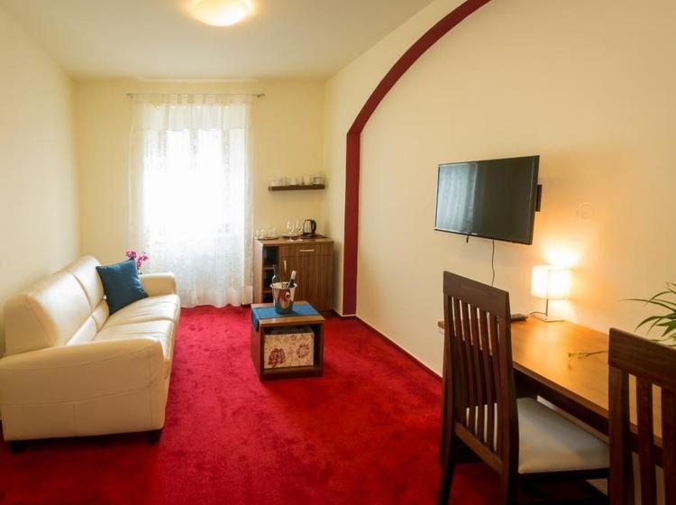 Apartmá Lux