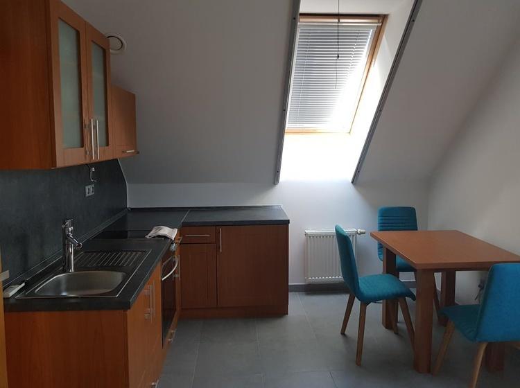 Kuchyňka ve 3. NP