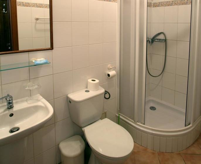 Žlutý pokoj WC