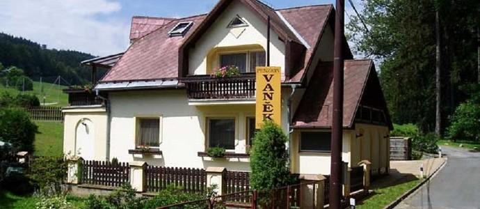 Penzion Vaněk Velké Losiny