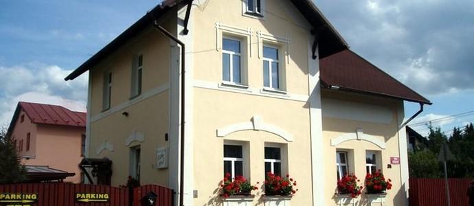Penzion villa Máj Mariánské Lázně