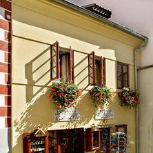 Ubytování Zámecké Schody Český Krumlov