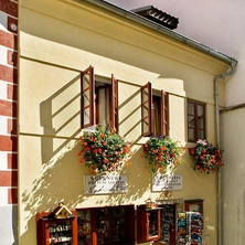 Ubytování Zámecké Schody - Český Krumlov