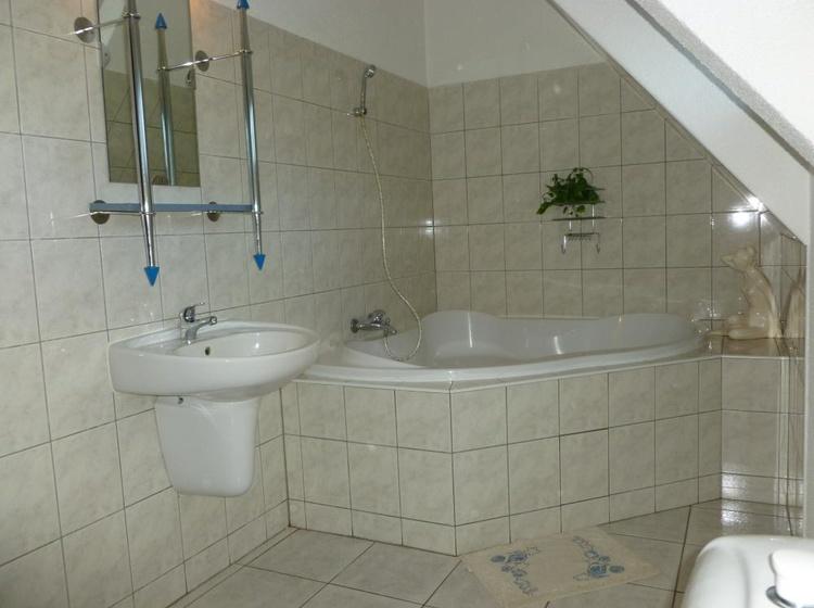 Koupelna, pokoje 1,2,3