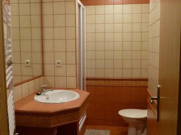 Pokoj č. 21, koupelna