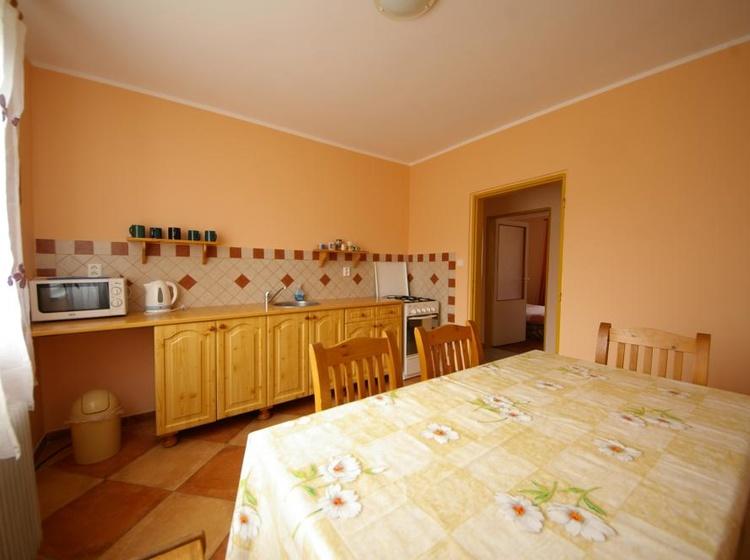 Domek - kuchyň II