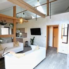 Apart Hotel Jablonec-Jablonec nad Nisou-pobyt-Dámská jízda pro čtyři kamarádky v Superior Apartmá