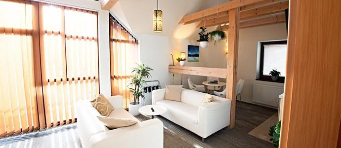 Apart Hotel Jablonec-Jablonec nad Nisou-pobyt-Rodinný pobyt - velký balíček - Superior Apartmá
