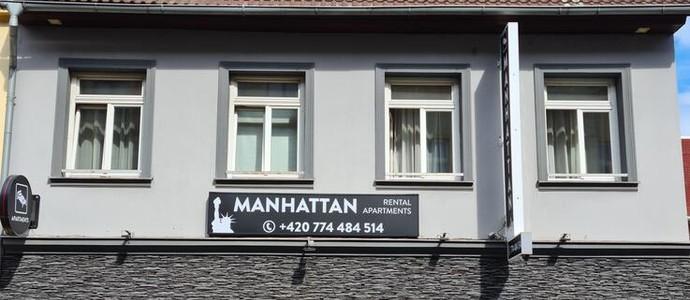 Apartment Manhattan Teplice