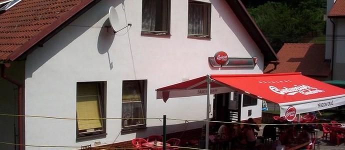 Restaurace a penzion Oráč Velemín
