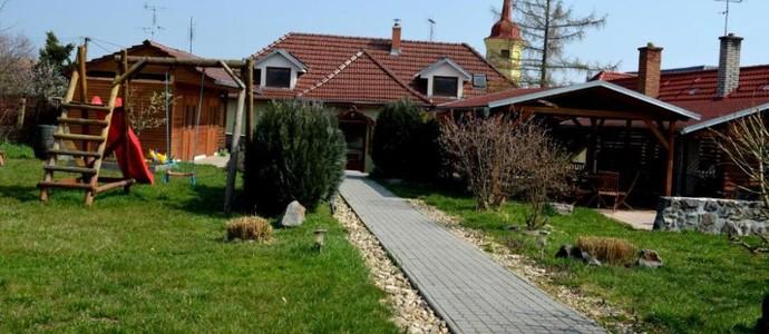 Penzion u Kapličky Nový Šaldorf-Sedlešovice