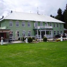Hotel Berghof Jáchymov