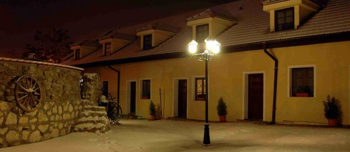 Zámecký penzion Rotunda Břeclav 1133484223