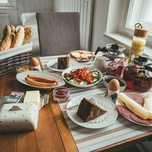 Snídaně - Františkovy Lázně