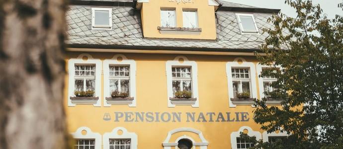 Apartmány Natálie Františkovy Lázně