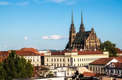 Pobyty v Moravském krasu a na Brněnsku