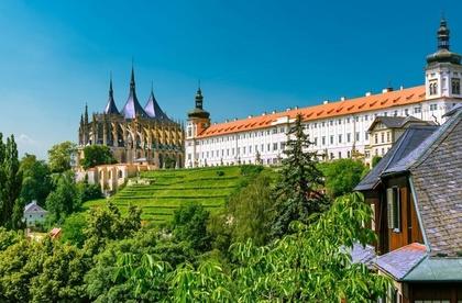 Hotely ve středních Čechách
