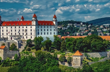 Hotely v Bratislavě