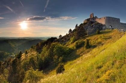 Pobyty v západním Slovensku