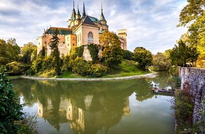 Pobyty ve středním Slovensku