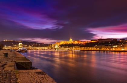 Pobyty v Budapešti a okolí