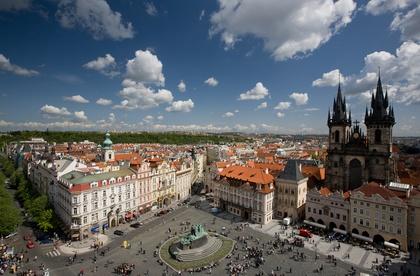 Wellness hotely - Praha