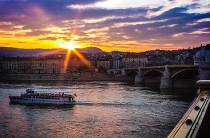 Hotely v Lázních Budapešť