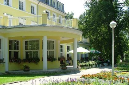 Hotely v Konstantinových Lázních