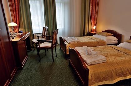 Pobyty v Lázních Bardejovské Kúpele
